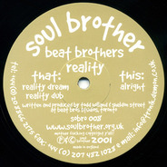 Beat Brothers - Reality