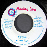 Beenie Man / Tony Kelly - No Time / Version Champagne