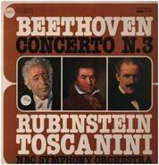 Beethoven (Rubinstein, Toscanini) - Piano Concerto No. 3