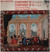 Beethoven - van Remoortel w/ LSO - Symphony No. 7 In A Major Op. 92 / Symphony No. 8 In F Major Op. 93