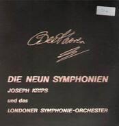 Beethoven - Die Neun Symphonien,, J. Krips und das Londoner Symphonie-Orchester