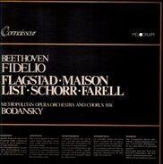 Beethoven - Fidelio (Bodansky, Flagstad, Maison, List,..)