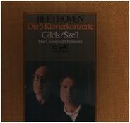 Ludwig van Beethoven , Vladimir Ashkenazy , Georg Solti , The Chicago Symphony Orchestra - Die 5 Klavierkonzerte