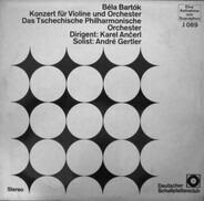 Béla Bartók - Konzert Für Violine Und Orchester