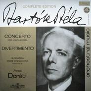 Béla Bartók - Concerto For Orchestra / Divertimento