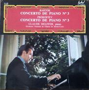 Béla Bartók , Sergei Prokofiev , Claude Helffer , Orchestre National De L'Opéra De Monte-Carlo , Br - Concerto De Piano No 3 -  Concerto De Piano No 3