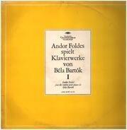 Bela Bartok - 9 Klavierstücke / Sonate / 6 Rumänische Volkstänze a.o.