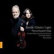 Eötvös / Bartok / Ligeti - Violinkonzerte,Seven