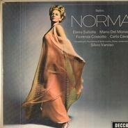 Bellini - Norma, Silvio Vaviso, Santa Cecilia, Rome