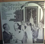 Ben Bernie , Bing Crosby , Jimmy Durante , Ruth Etting , Al Jolson , James Melton , Harry Owens , P - Big Broadcast Of 1935