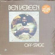 Ben Vereen - Off-Stage