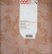 Ben Watt / Justin Martin - Buzzin' Fly Volume 01 CD - Vinyl Sampler