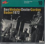 Ben Webster - Dexter Gordon - Baden 1972