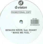 Benassi Bros. Feat. Dhany - Make Me Feel