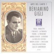 Beniamino Gigli - Arte del canto Vol. 1