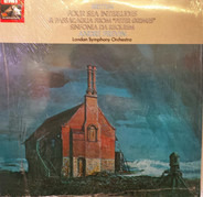 "Benjamin Britten - The London Symphony Orchestra , André Previn - Four Sea Interludes From ""Peter Grimes"" / Sinfonia Da Requiem"