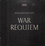 Benjamin Britten - War Requiem (Melos Ensemble, LSO)