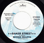Bennie Maupin - Baker Street