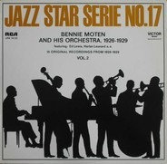 Bennie Moten And His Orchestra - Vol. 2 - 15 Original Recordings From 1926-1929