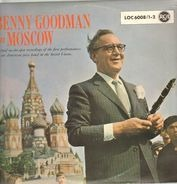 Benny Goodman And His Orchestra - Benny Goodman In Moscow