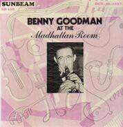 Benny Goodman - At The Madhattan Room, Oct. 20, 1937