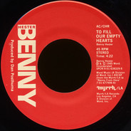 Benny Hester - 'To Fill Our Empty Hearts'