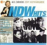 Benny / Markus / Nena a.o. - 40 Jahre ZDF Hitparade- NDW Hits