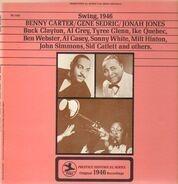 Benny Carter / Gene Sedric / Jonah Jones - Swing, 1946