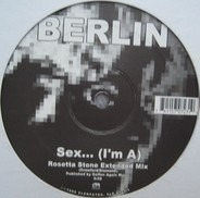Berlin - Sex... (I'm A) / Tell Me Why