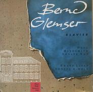 Hindemith / Liszt / Bernd Glemser - Klavier