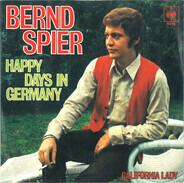 Bernd Spier - Happy Days In Germany