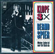 Bernd Spier - Klopf 3 X
