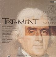 Bernstein / Thompson / Turtle Creek Chorale / Dallas Wind Symphony - Testament - American Music For Male Chorus And Band