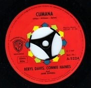 Beryl Davis , Connie Haines And Jane Russell / Tommie Carruthers And The Avengers - Cumana / Cumana Boogie