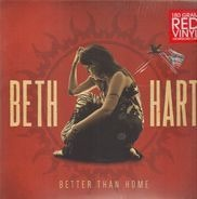 Beth Hart - Better Than Home (Red Vinyl+MP3)