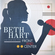 Beth Hart - Front And Center -Coloure