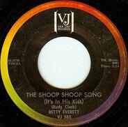 Betty Everett - The Shoop Shoop Song (It's In His Kiss) / Hands Off