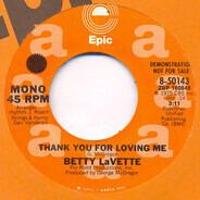 Bettye LaVette - Thank You For Loving Me
