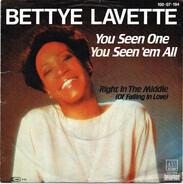 Bettye Lavette - You Seen One You Seen 'Em All