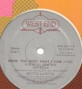 Bettye LaVette - Doin' The Best That I Can
