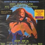 Big Brother & The Holding Company featuring Janis Joplin - Live at the Carousel Ballroom 1968