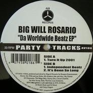 Big Will Rosario - Da Worldwide Beatz EP