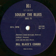 Bill Black's Combo - Soulin' the Blues