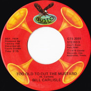 Bill Carlisle - Too Old To Cut The Mustard