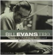The Bill Evans Trio Featuring Scott LaFaro - Sunday at the Village Vanguard