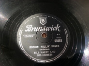 Bill Haley And His Comets - (You Hit The Wrong Note) Billy Goat / Rockin' Rollin' Rover