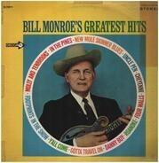 Bill Monroe - Bill Monroe's Greatest Hits