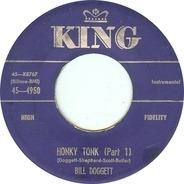 Bill Doggett - Honky Tonk