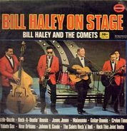 Bill Haley And His Comets - Bill Haley On Stage