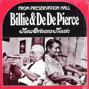 Billie & De De Pierce - New Orleans Music
